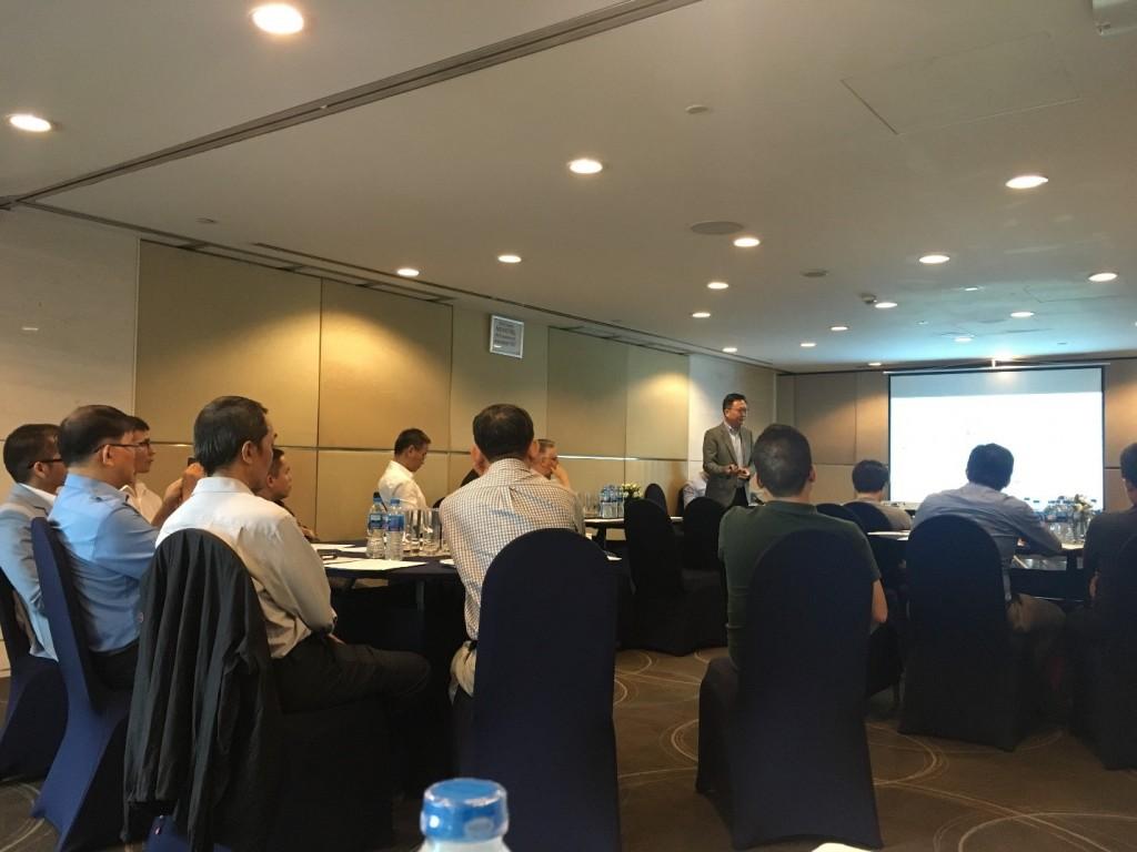 Mr. Adrian Pok - Technical Sales Director, Dynamics Asia Timezone
